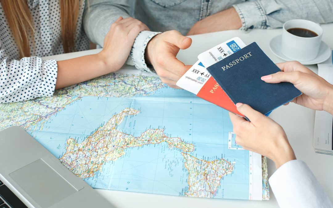 passports travel agent