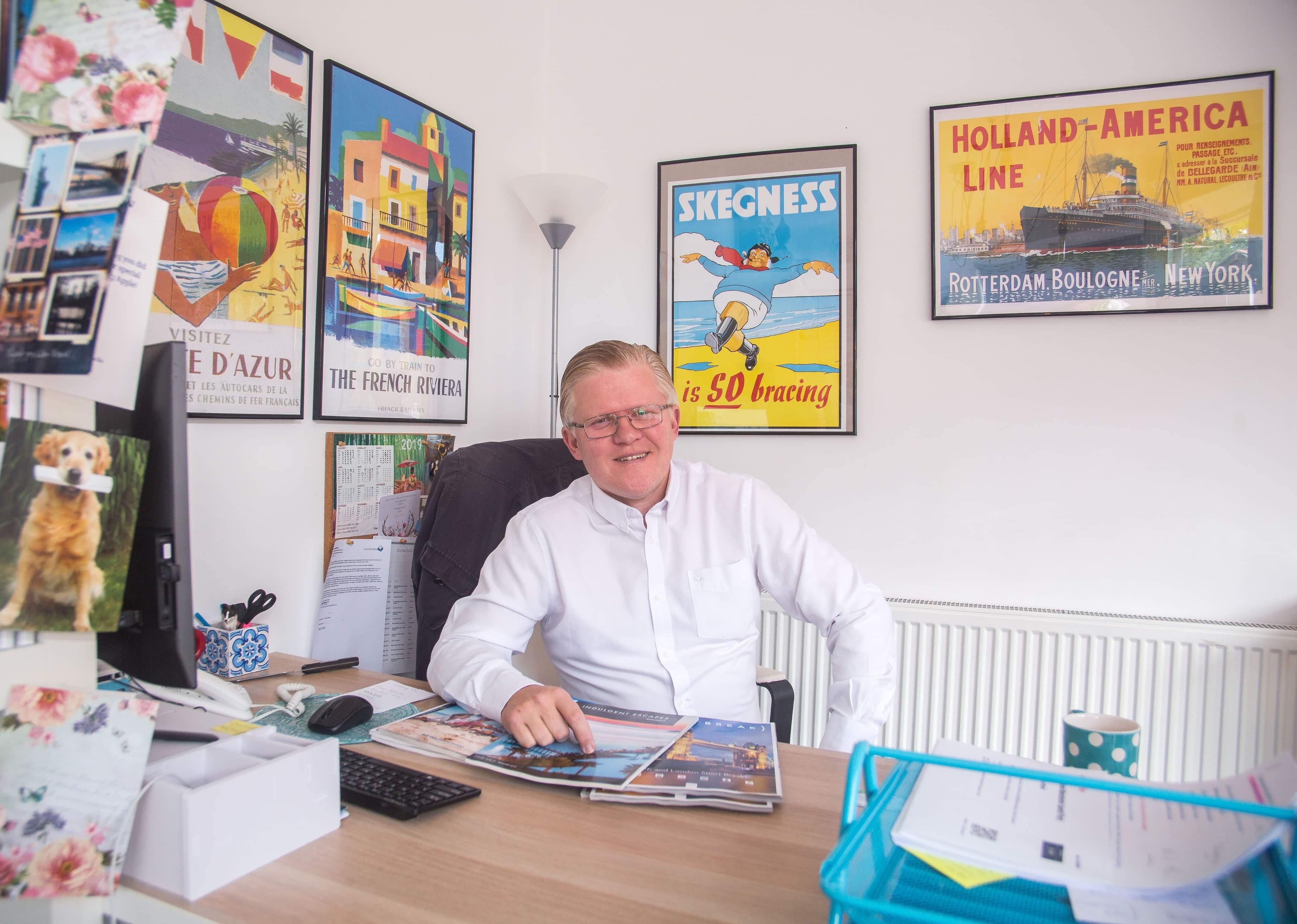Andrew Freeman Llan Travel Family Fund